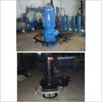 Slurry & Sludge Submersible Pump