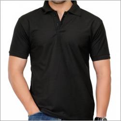 Plain Polo Neck T-Shirt