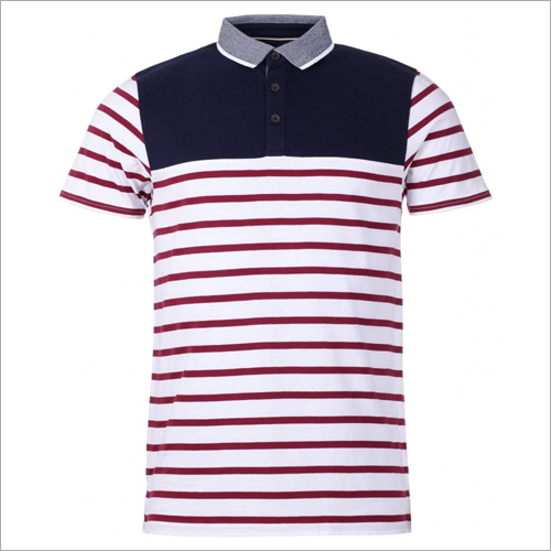 Mens Stylish Polo T-Shirt