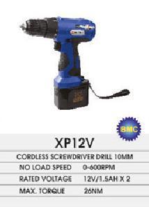 Cordless Screwdriver Drill 10mm