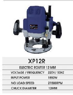 Electric Router 12mm