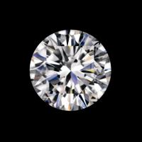 1.02ct Diamond J VS2 IGI Certified Lab Grown CVD ROUND BRILLIANT CUT TYPE2A