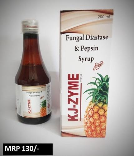 KJ ZYME Syrup
