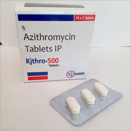Kjthro 500 Tablets