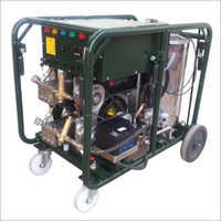 Mobile Decontamination System