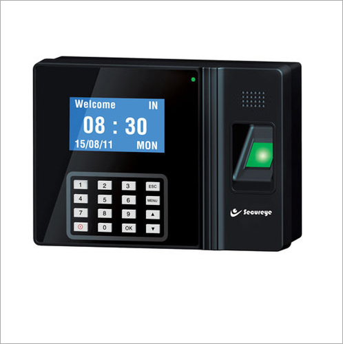 Biometric Time Attendance Access Control System