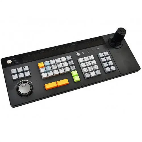 Network Surveillance Keyboard