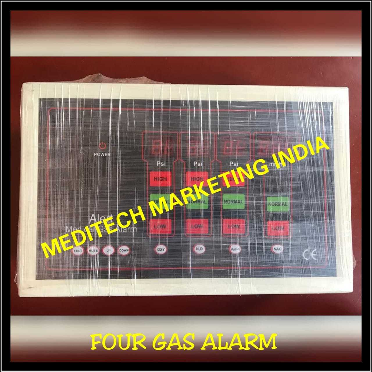 DIGITAL GAS ALARM