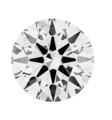 2.00ct Diamond J VS1 IGI Certified Lab Grown CVD ROUND BRILLIANT CUT TYPE2A
