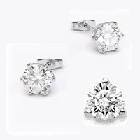 2.00ct Diamond J VS1 IGI Certified Lab Grown CVD ROUND BRILLIANT CUT TYPE2A