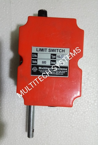 Rotary Limit Switches FG Type