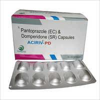 Pantoprazole (EC) and Domperidone (SR) Capsules