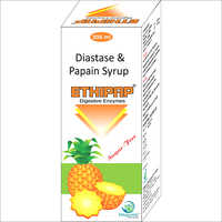 200 ml Diastase and Papain Syrup