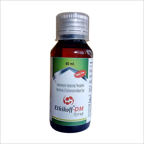60 ml Cough Syrup