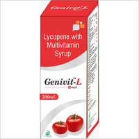 200 ml Lycopene With Multivitamin Syrup