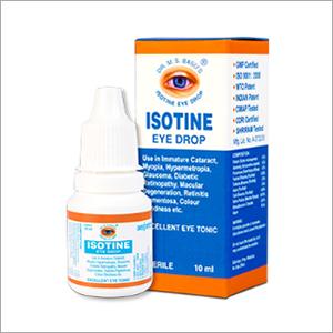 10 ml Isotine Eye Drop