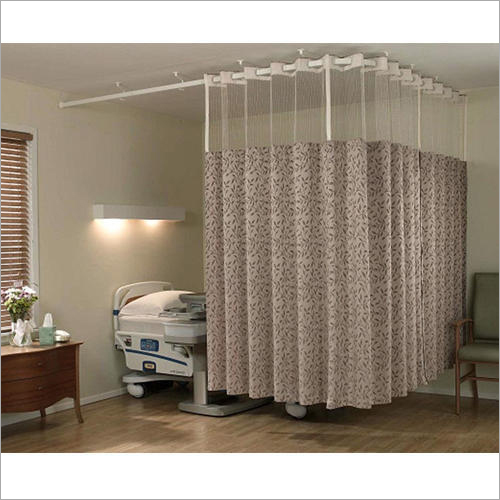 Hospital Cubicle Curtain Track