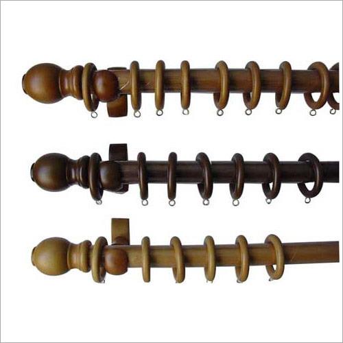 Wood Curtain Rod