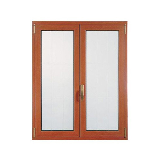 Rectangular Hinged Window Frame