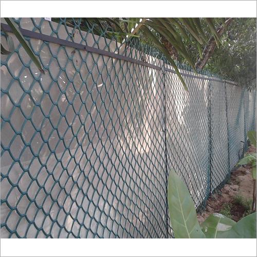 Polymer Garden Fence