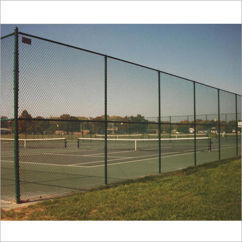 Tennis Court Net Fence