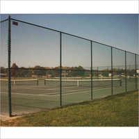 Tennis Court Net Fence