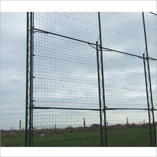 Cricket Field Net Fence