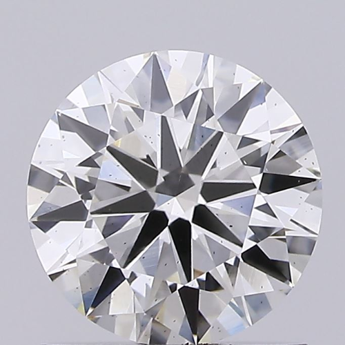 1.05ct Diamond H VS2 IGI Certified Lab Grown CVD ROUND BRILLIANT CUT TYPE2A