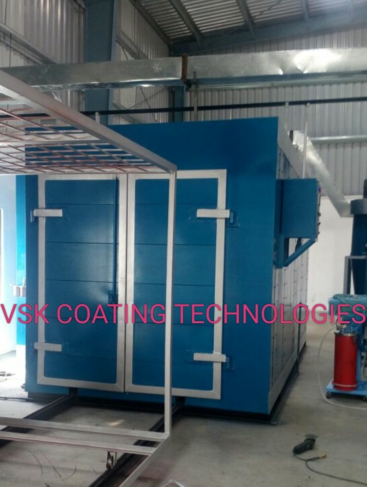Heat Exchanger Fired Oven