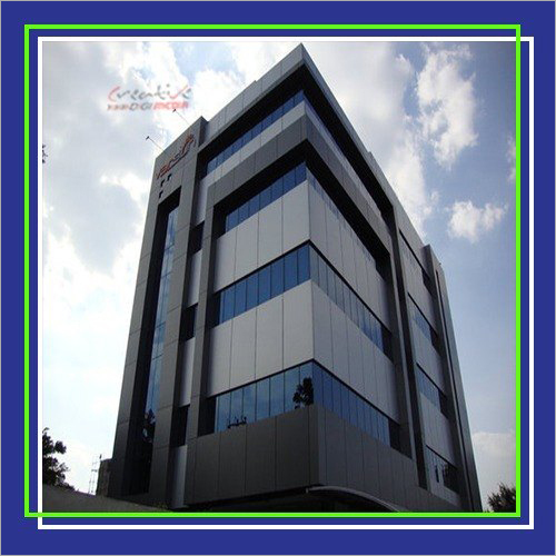 Building ACP Cladding
