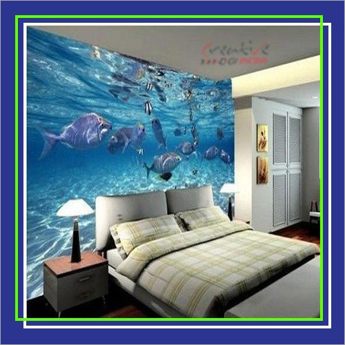 Decortive 3D Wallpaper