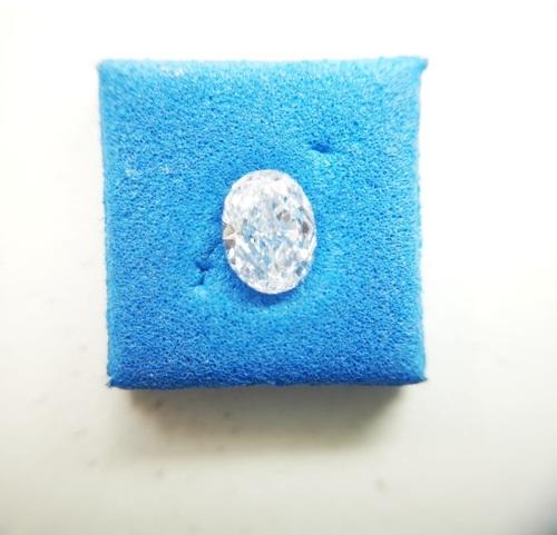2.02ct Diamond H VS2 IGI Certified Lab Grown CVD OVAL BRILLIANT Cut TYPE2A