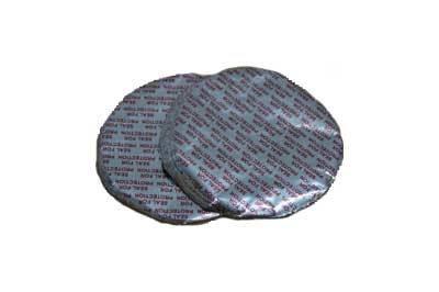 Aluminium Foil For HDPE Jar 75mm