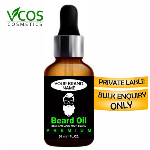 30 ml Beard Oil With Dropper