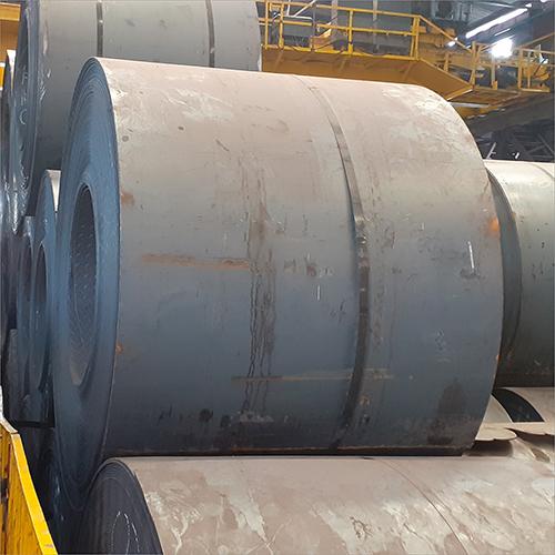 Mild Steel Chequered Coil