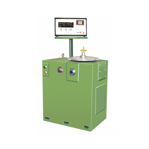 Analog Measuring System For Two Plane Balancing Machines