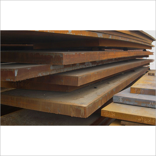 Corten A Steel Plate