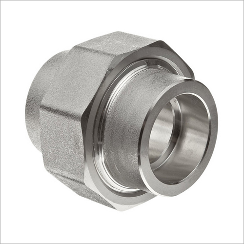 Socket Weld Union Fitting