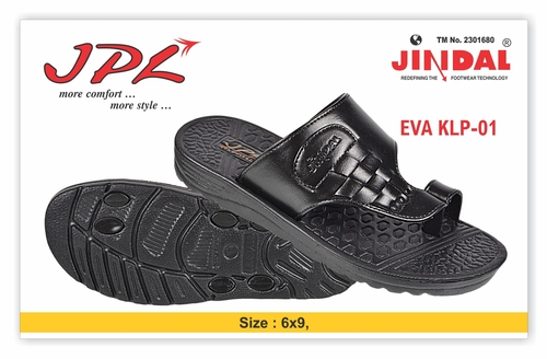 KLP-01 EVA Mens Slipper