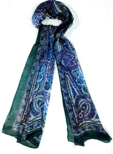 Silk Printed Stole