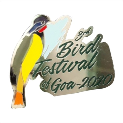 Bird Lapel Pin
