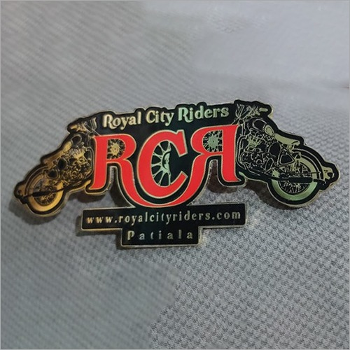 Royal Enfield Lapel Pin