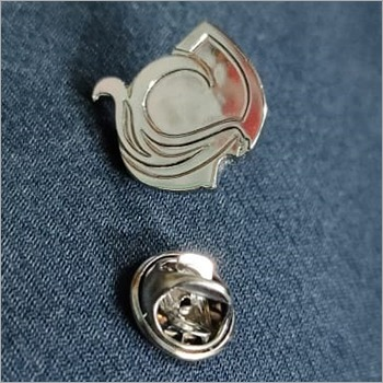 Aphabetical Lapel Pin