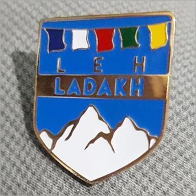 Ladakh Enamel Lapel Pin