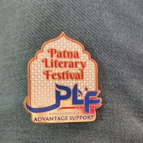 PLF Enamel Lapel Pin