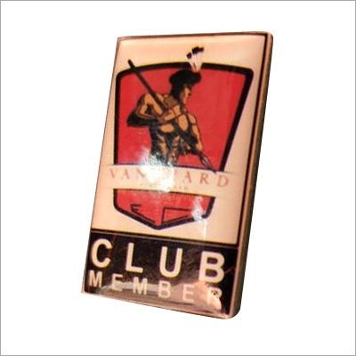 Printed Metal Lapel Pin