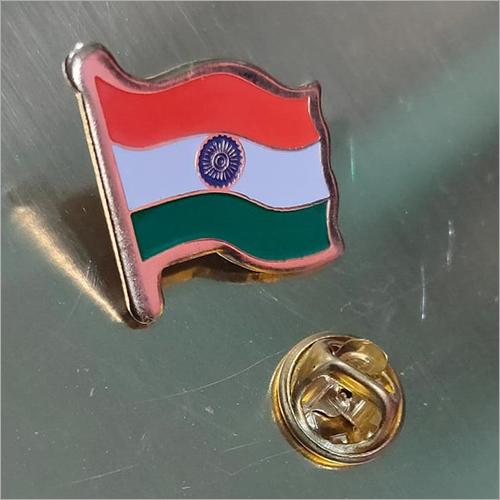 Indian Flag Lapel Pin