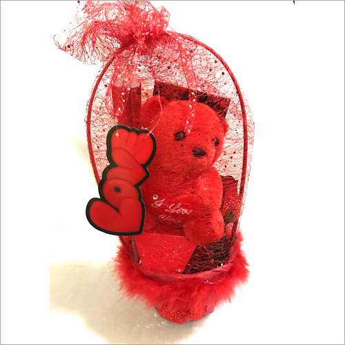 Valentine Teddy Bear Gift