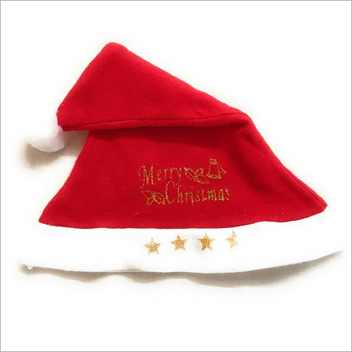 Christmas Santa Cap And Dress