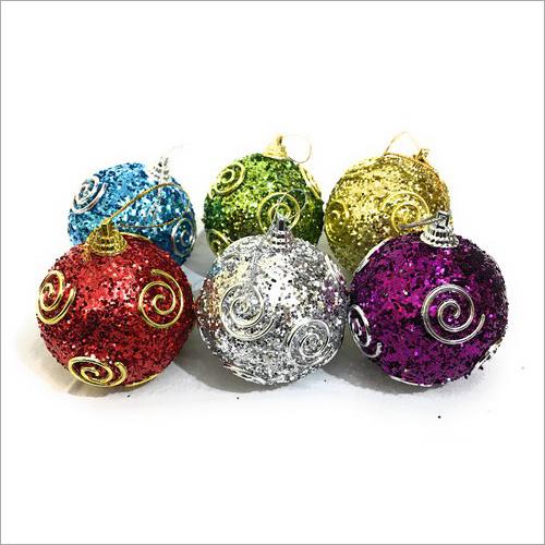 Christmas Tree Decorative Hanging Balls